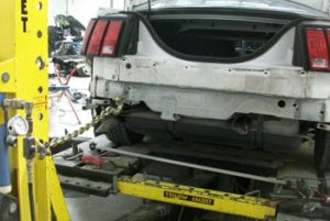Frame Body Repair